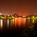 Day and night Guilin ( Rongshan Lake) by lowengh