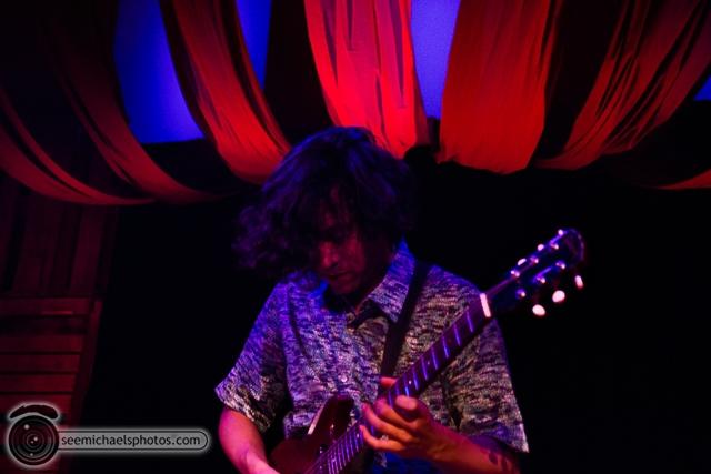 Deerhoof at Irenic 110313 © Michael Klayman-008