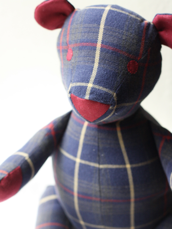 Flannel Teddy