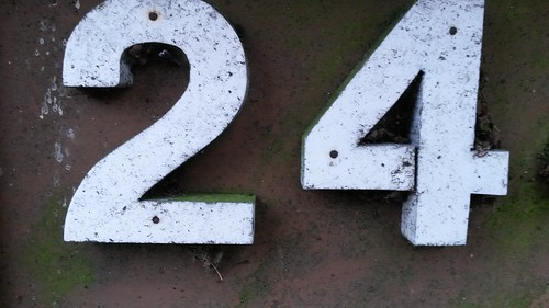 Number challenge: 24 by christopher575