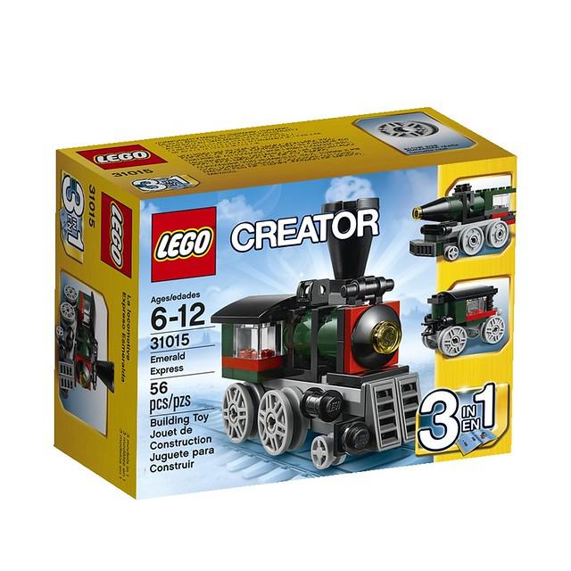 LEGO Creator 31015 - Emerald Express