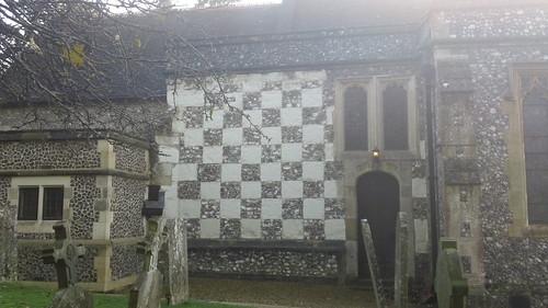 Mickleham chessboard