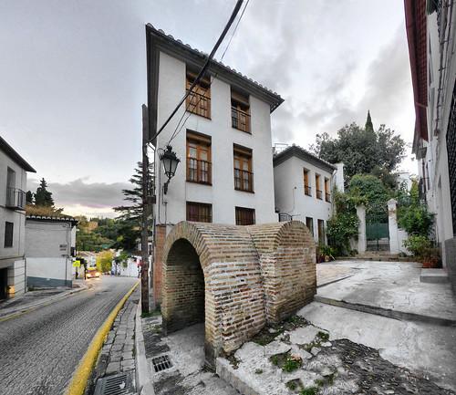 Rincones de Granada by puma3023