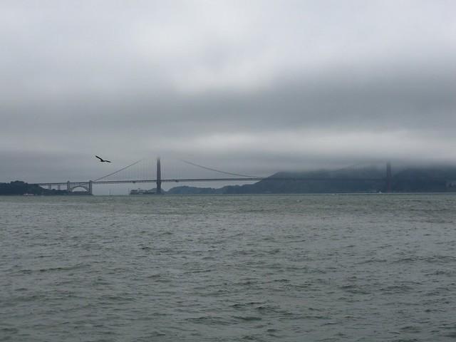 Golden Gate Bridge we mgle