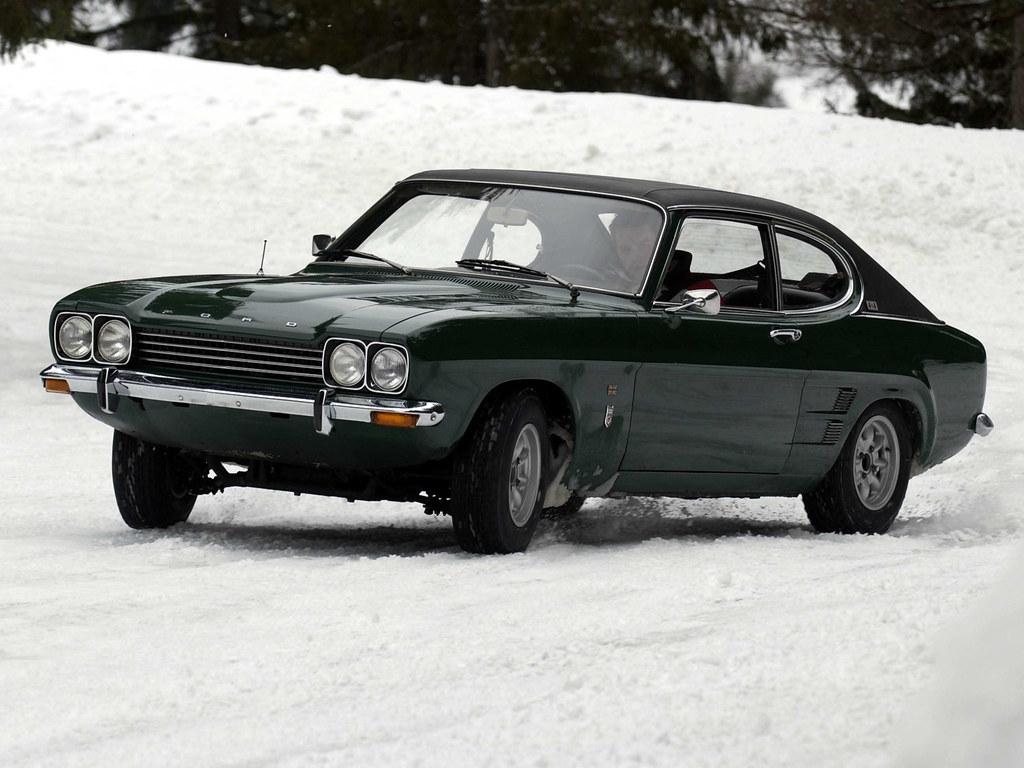 Resultado de imagem para ford capri 3000