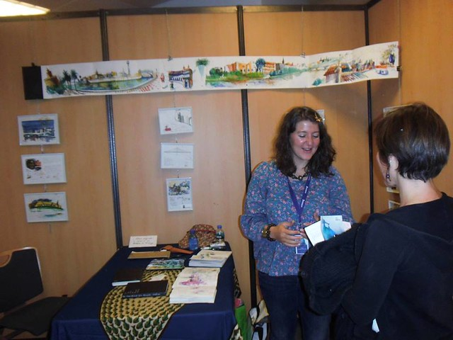 Clermont2013 mon stand photo