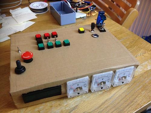 KSP controller prototype