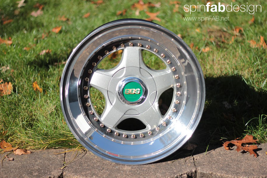 BBS BMW E46 3-Series / E85 Z4 RF Wheel Set (18 - Inch