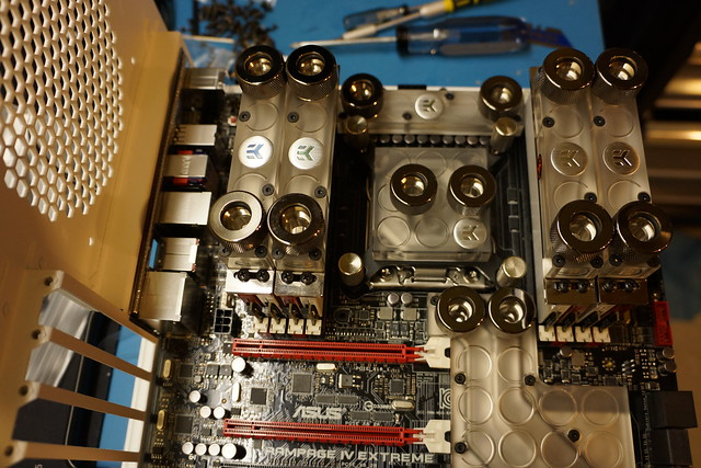 System Build Pic 210