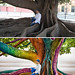 Before & After (Just Dreaming) by Ben Heine