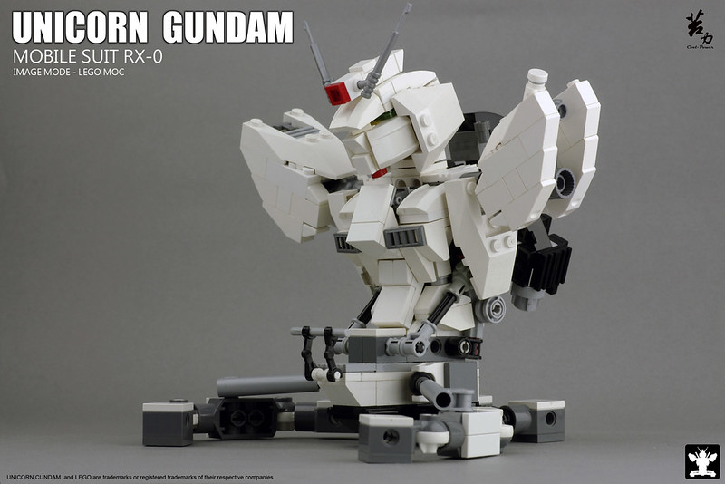 LEGO UNICORN GUNDAM 0005