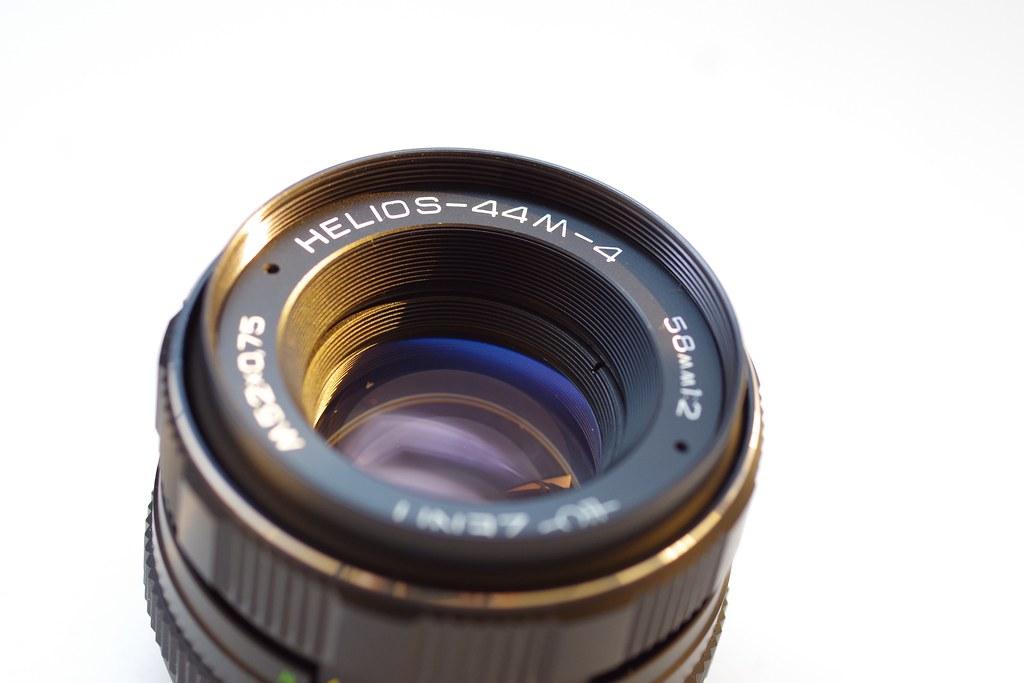 Helios-44M-4 58mm/f2