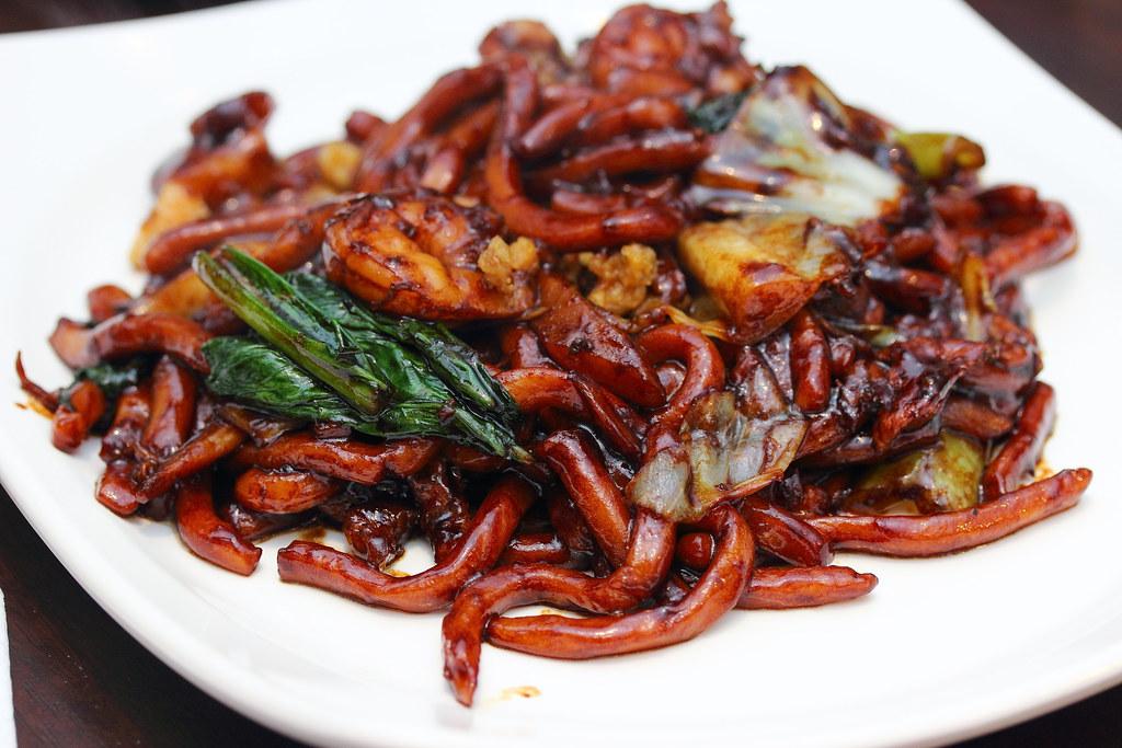 Singapore Street Food Vegatarian