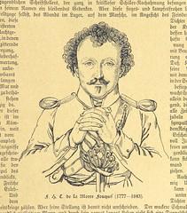 """British Library digitised image from page 451 of """"Hundert Jahre in Wort und Bild. Eine Kulturgeschichte des XIX. Jahrhunderts herausgegeben von Dr. S. Stefan. Mit 800 Text-Illustrationen, etc"""""""