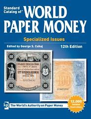 World Paper Money 12th ed