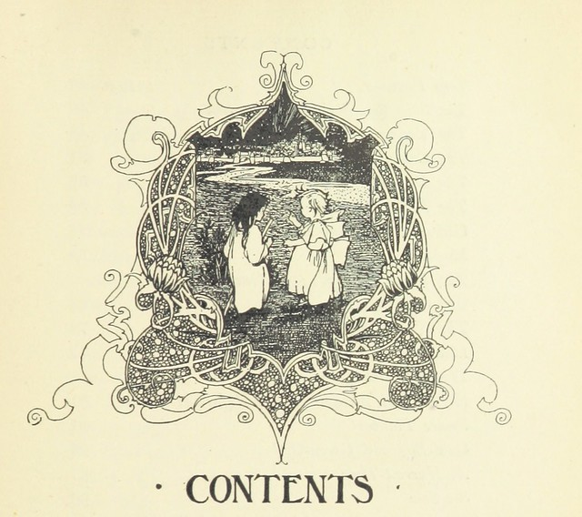 Image taken from page 15 of 'Lilliput Lyrics ... Edited by R. Brimley Johnson. Illustrated by Chas. Robinson'