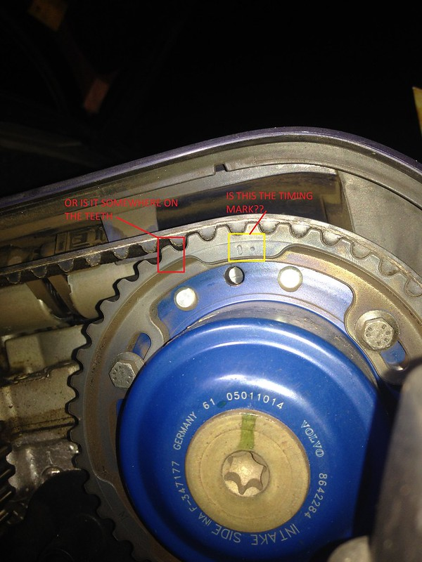 Timing Belt Problem Page 2