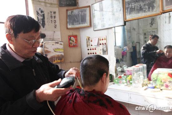 外交部的理发师