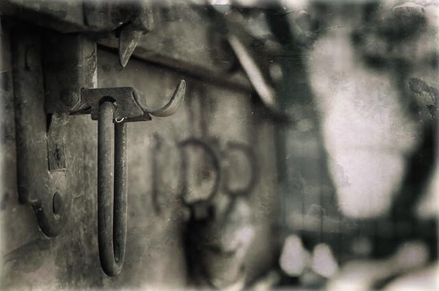 Una profundidad de campo reducida favorece la fotografía de detalles. Foto: Details por Mike Kaser