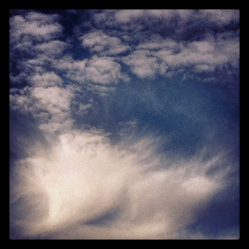 clouds by Nature Morte