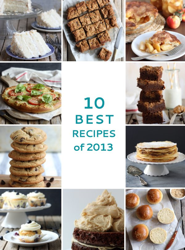10 Best Recipes 2013