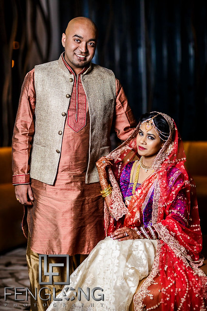 Serana & Saifur's Nikkah | Atlanta Bengali Muslim Wedding Photographer