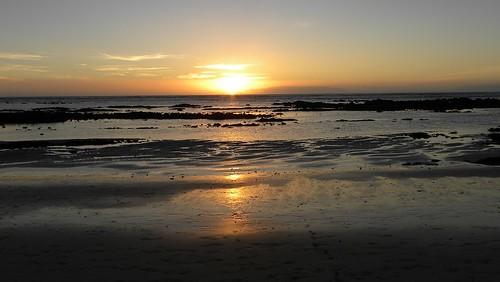 sunset southafrica seaside infinitexposure