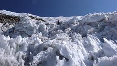 Wspinaczka w lodzie na Island Peak 6189m