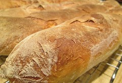 Proper French Bread by Teckelcar