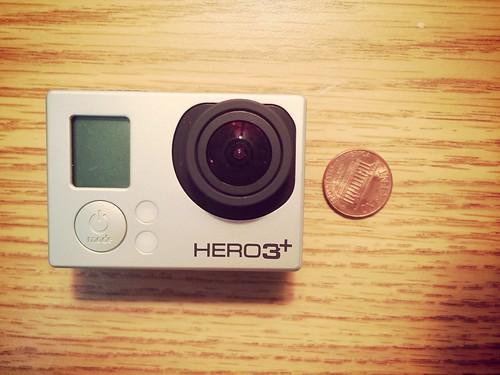 GoPro Hero +3