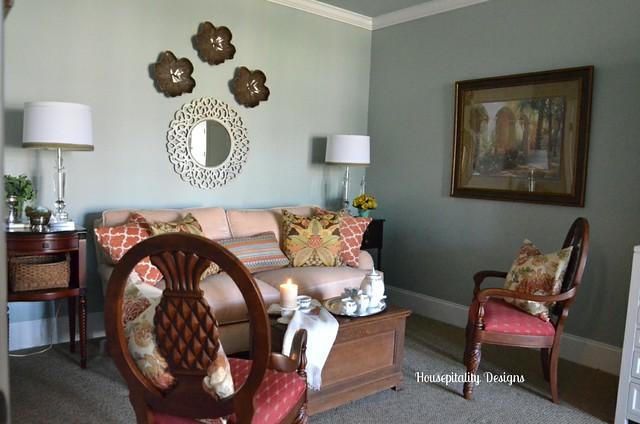 Craft Room Sitting Area