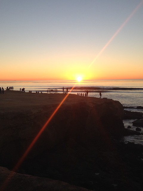 Sunset Cliffs Sunset