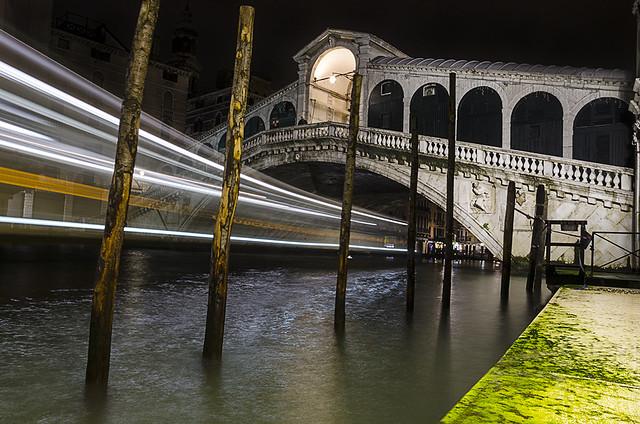 Venetian Subway