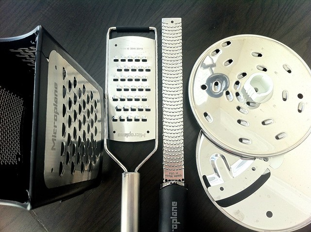 Grating Planes and Discs