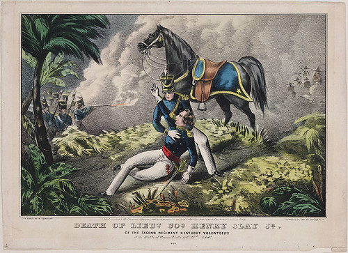 Death of Henry Clay Jr.