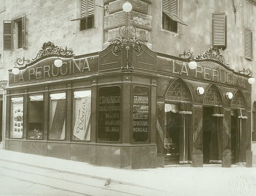 Hometown shop: Perugia, 1920s