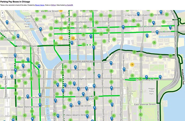 How I made the Chicago parking meter map