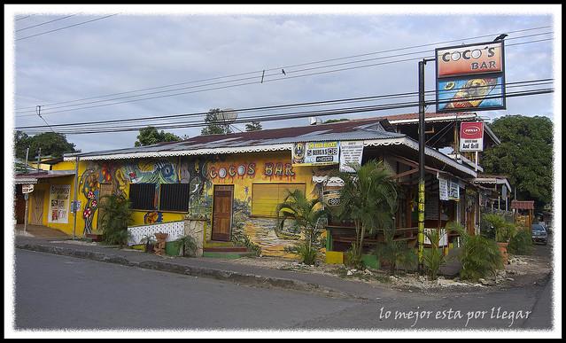 Calles de Cahuita