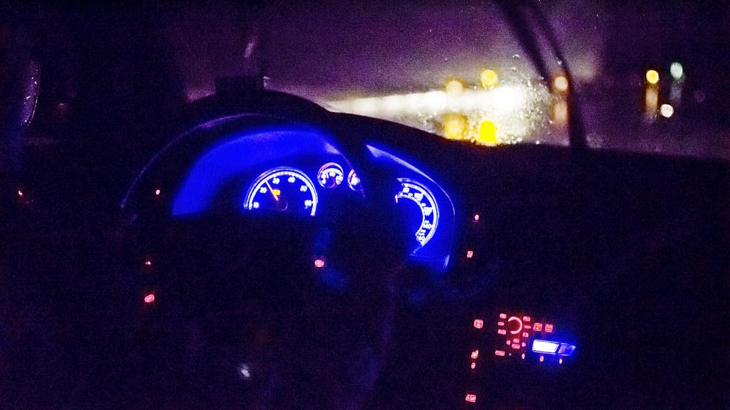 Night Rain Reality