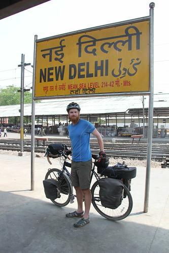 New Delhi station
