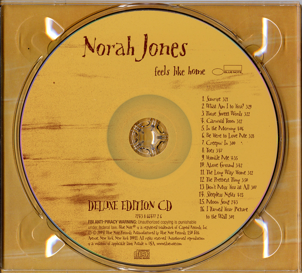 norah jones covers sacd