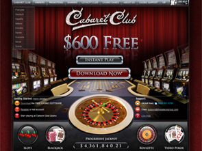 Cabaret Club Casino Home