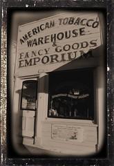 American Tobacco Warehouse, Gulgong, NSW