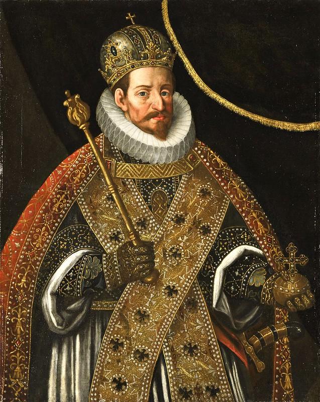 Hans von Aachen - Matthias, Holy Roman Emperor (c.1600)