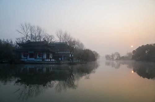 Slender West Lake,Yangzhou