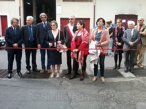Intitolata via a Cesare Cellini: quartiere di San Giorgio in festa$