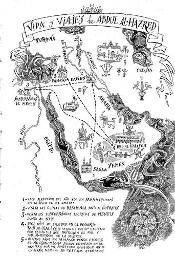 002-Necronomicon ilustrado-LLuïsot