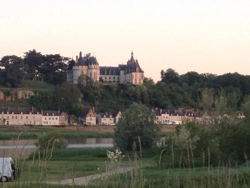 View to Chaumont-sur-Loire