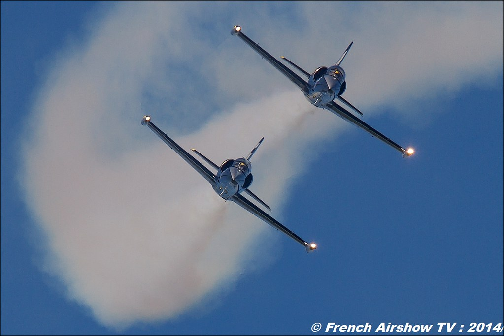 Breitling Jet Team Meeting Aerien 2014