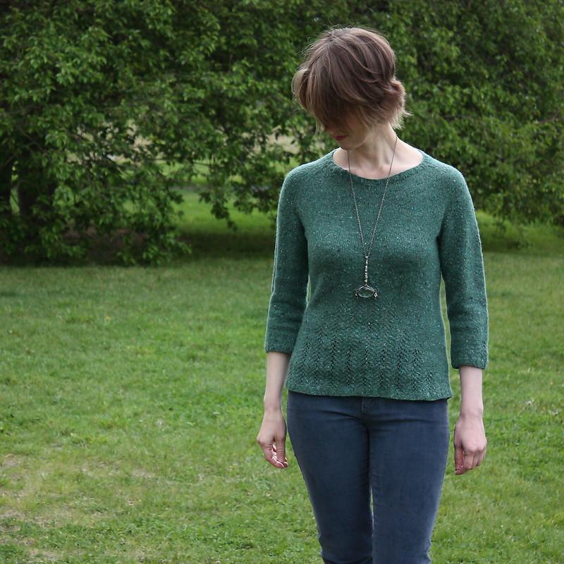 Nettle shirt